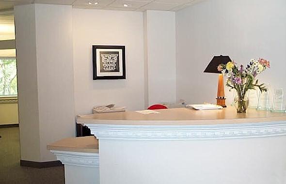 BCC interior office