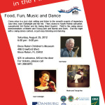Boca Raton Swinging and Singing Flyer
