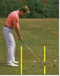 danburg golf - alignment 2