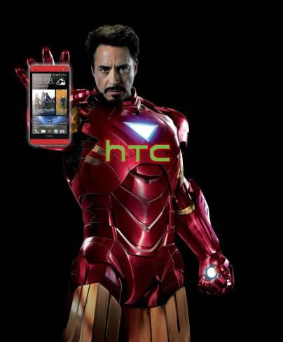 Danburg - htc Downey Iron Man